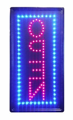 UbiGear 10 19 inch Animated Motion LED Business Vertical Ope
