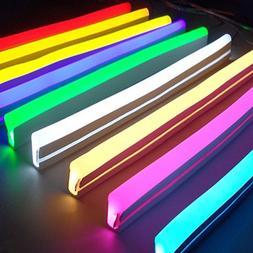 12V Led <font><b>Neon</b></font> Strip Light <font><b>Sign</
