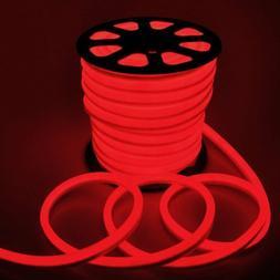 150' Commercial LED Neon Rope Light Flex Tube Lamp Sign Deco