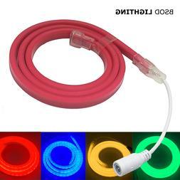 1M-100M 12V LED <font><b>Neon</b></font> Strip Light with DC
