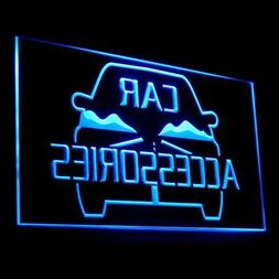 200015 Open Car Accessories Billet Truck Gauge Display LED L