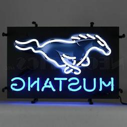 2018 Neon sign Mustang GT Fastback OLP Ford licensed Garage