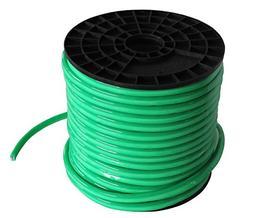 Vasten 30 Ft LED Neon Rope Light 12V Input Neon Light Green