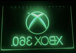 Xbox 360 Game Room NEON Acrylic Sign Display Limited Edition