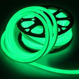 50' Indoor/Outdoor Neon LED Rope Light Flexible Party Holida