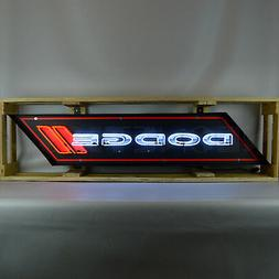 Chevy Bowtie Neon sign Licensed Chevrolet Bow tie garage lam