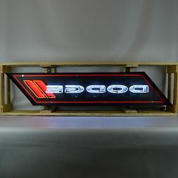 """New 2020 Dodge Neon Sign 60"""" in steel can SRT SXT Hellcat Sc"""