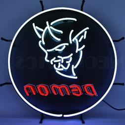 Dodge Demon Car Neon Sign SRT Hellcat Challeneger Charger ga