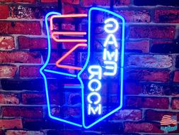 "Game Room Game Arcade Neon Sign 20""x16"" From USA"