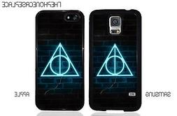 Harry Potter Deathly Hallows Neon Sign Hand Made iPhone or S