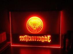 Jagermeister Deer head LED Neon Sign alcohol Room Bar Pub ha