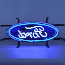 Neonetics Ford Oval Junior Wall Light