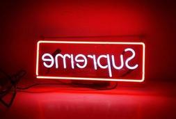 "New Supreme Pub Acrylic Neon Light Sign 14"""