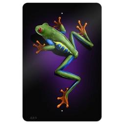 South American Tree Frog Neon Home Business Office Sign
