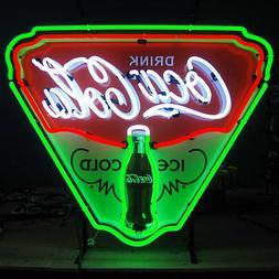 Wholesale lot 24 neon signs GM Ford Mopar Coke Chevy Chevrol