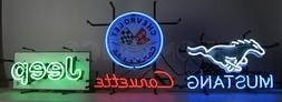 Wholesale lot of 11 neon sign My whole collection hand blown