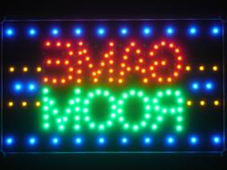 ADV PRO led047-r Game Room LED Neon Light Sign