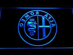 ALFA ROMEO Racing car Led Neon Sign for Game Room,Office,Bar