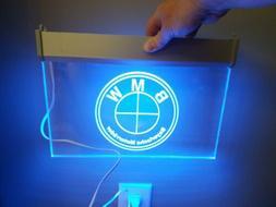 BMW Led Neon Sign for Game Room,Office,Bar,Man Cave, Garage