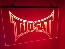 Brand Led Neon Light Sign 12x16 For Game Room , Bar ,garage