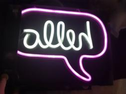 Brand New - NeonShop Neon Signs - LED Wall USB Wire  pink &