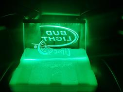 Bud Light Lime LED Neon Sign - Brand New! US Shipping! FREE