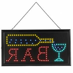 Business Motion Led Neon Sign Bar Open Light with On/off Cha