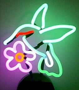 Neonetics Business Signs Hummingbird Neon Sign Sculpture