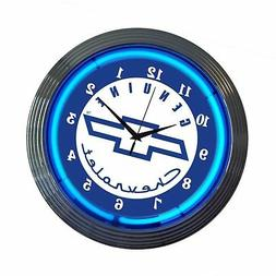Neonetics Cars and Motorcycles Genuine Chevrolet Neon Wall C