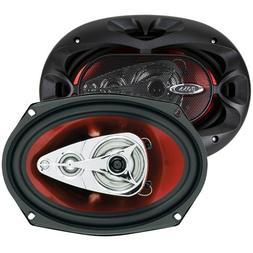 BOSS Audio CH6940 Car Speakers - 500 Watts Of Power Per Pair