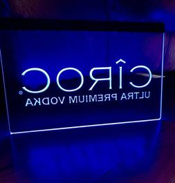 CIROC LED NEON LIGHT SIGN 8x12