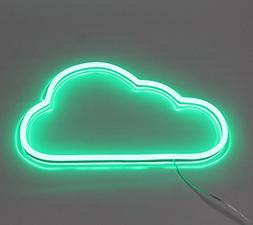 Cloud Neon Art Sign LED Neon Signs Cloud Handmade Visual Art