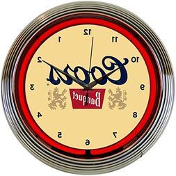 Neonetics Coors Banquet Neon Clock