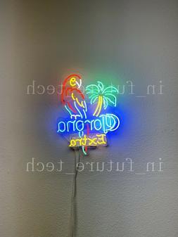 Corona Extra Parrot Parrot Neon Light Sign Acrylic Bedroom A