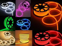 DC12V Neon LED Rope Light Flex Strip Outdoor Tent Commercial