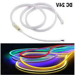 DC24V Flex soft LED Neon Strip Light Rope Lights for Adverti