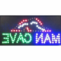 Decorative Novelty LED Signs For Wall Decor, Man Cave, Wet B