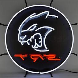 Neonetics Dodge Hellcat SRT NEON Sign