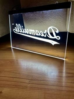 DREAMVILLE LED NEON LIGHT SIGN 8x12