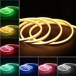 1M EL Wire Neon Light LED Lamp Flexible Rope Tube LED Strip