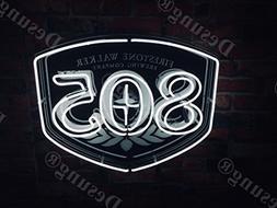 """Desung 24""""x20"""" Firestone Walker 805 Brewing Company Neon Sig"""