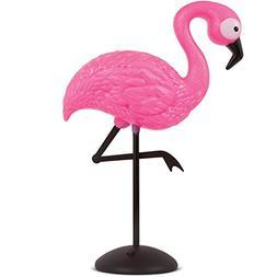 Flamingo Decor Pink Standing Lamp - LED Light Up Table Desk
