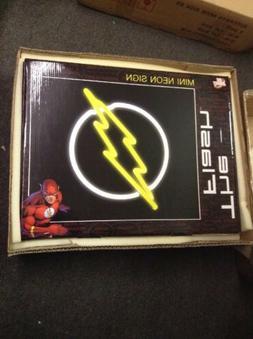 Flash Neon Sign 9x8