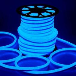 DELight 150 Ft Flex LED Neon Rope Light Party Decorative Val