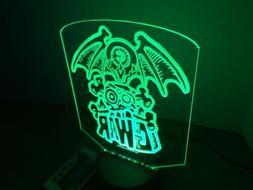 GWar LED Neon Light Sign Man Cave , Game , Bed Room ,Bar  ga