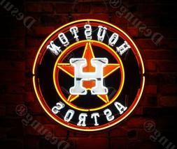 Houston Astros 2017 World Series Champions Neon Light Sign 2