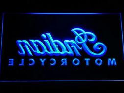 Indian Motorcycle Led Light Neon Sign