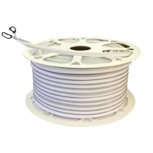 110V Neon LED Strip Rope Light Decor+US Plug