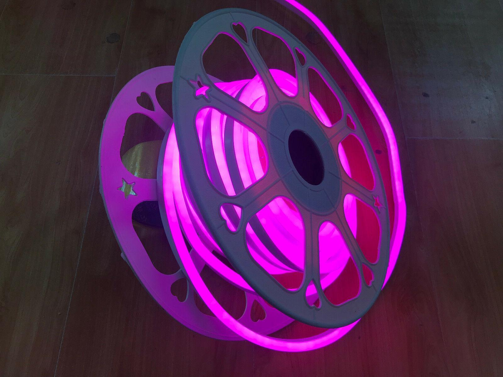 150' Neon Light Tube KTV Commercial DIY Sign Decor Outdoor