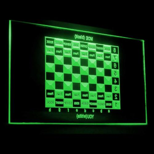 230039 Chess Universal Novelty Board Game Checkmates Display